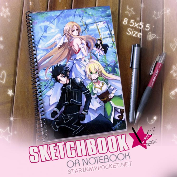 Sword Art Online Sketchbook