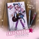 Super Sonico Sketchbook