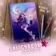 Anime Sketchbook or Notebook Journal