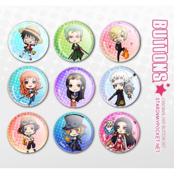 Anime Buttons