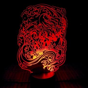 KNY Anime LED Lamp