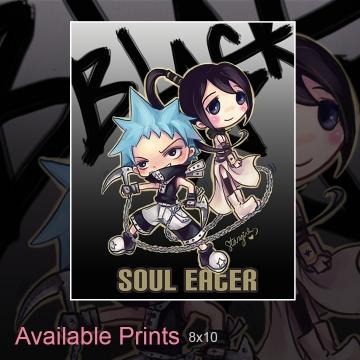 Anime Art Print P-SESTAR