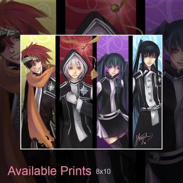 DGM Art Print