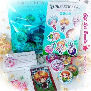 7Sins Anime Gift Set