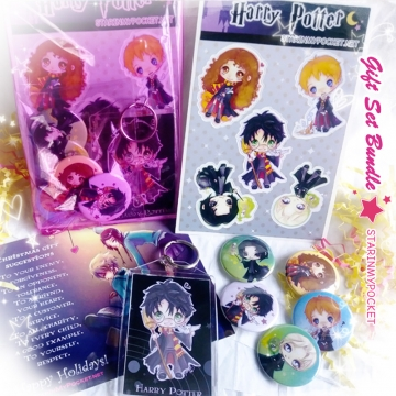 HP Kawaii Gift Set
