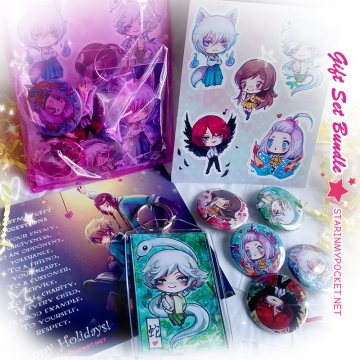 Kawaii Kamisama Anime Gift Set