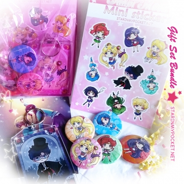 SM Kawaii Moon Anime Gift Set