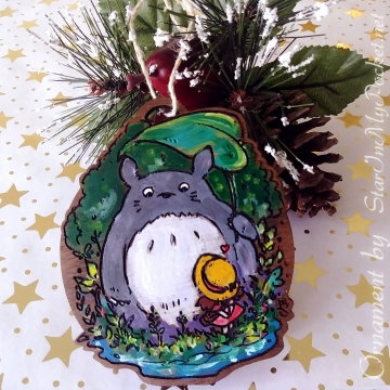 Forest Friend Christmas Ornament