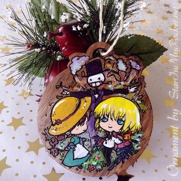HMC Christmas Ornament