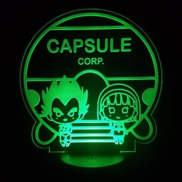 Capsule DB2 LED Lamp